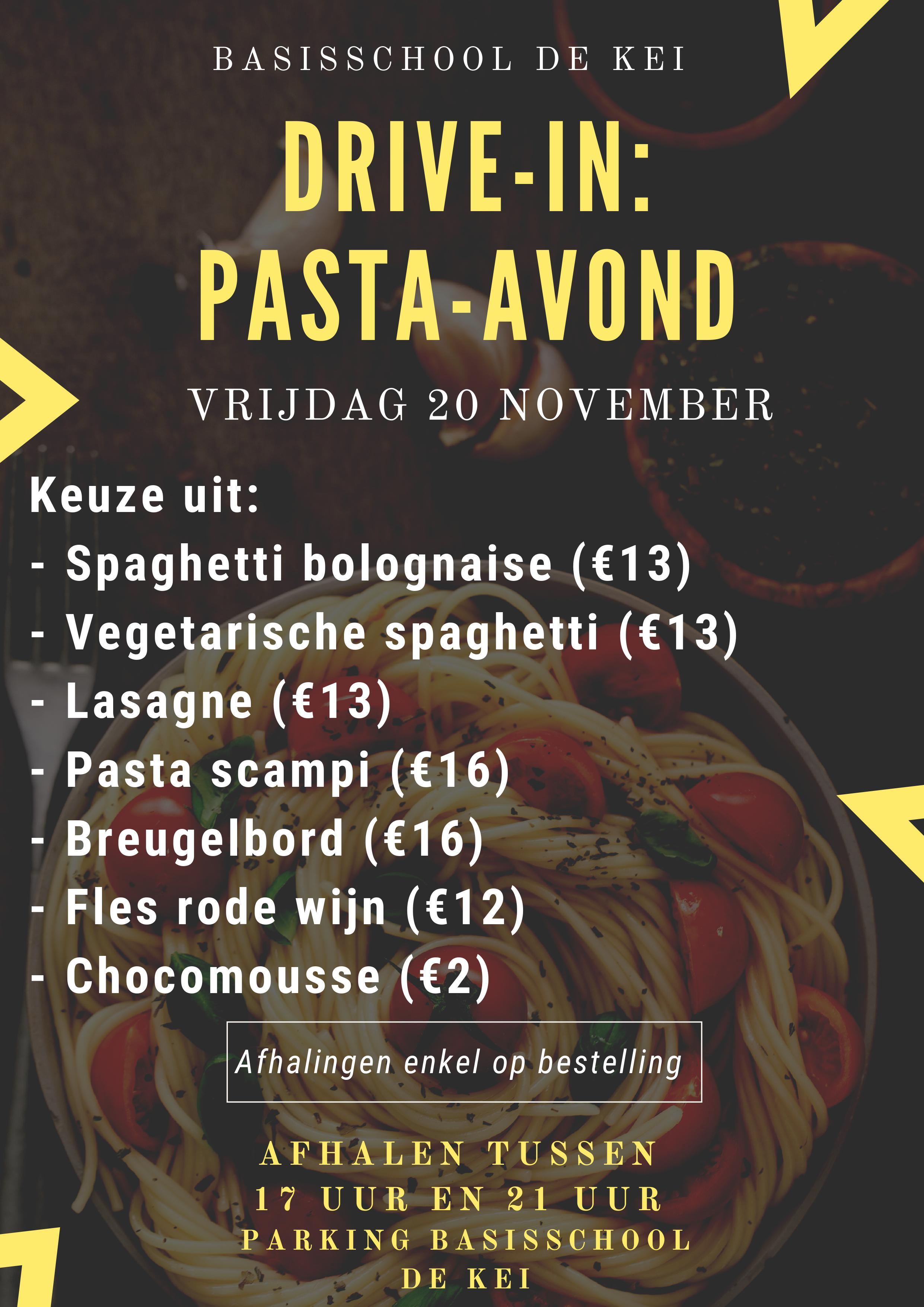 Affiche spaghetti